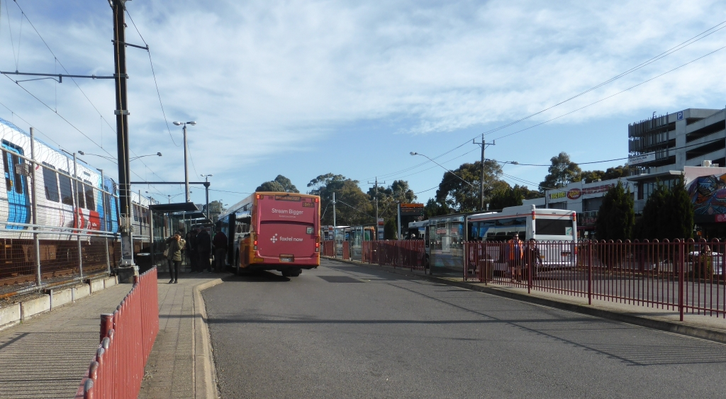 Glen Waverley bus interchange (16)