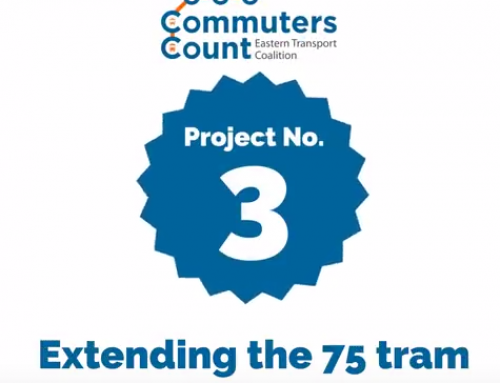 Project 3: Extending tram route 75