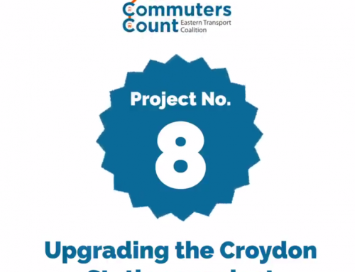 Project 8: Upgrading the Croydon Station Precinct